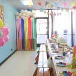 Rainbow Cupcake Kids Party