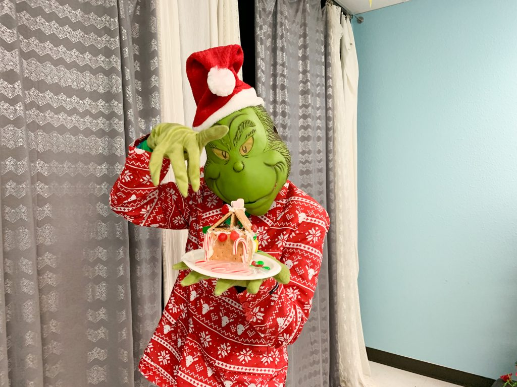 Christmas Grinch Party