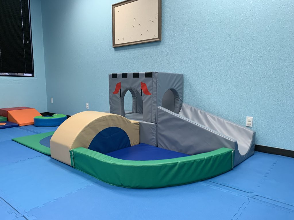 infant play area