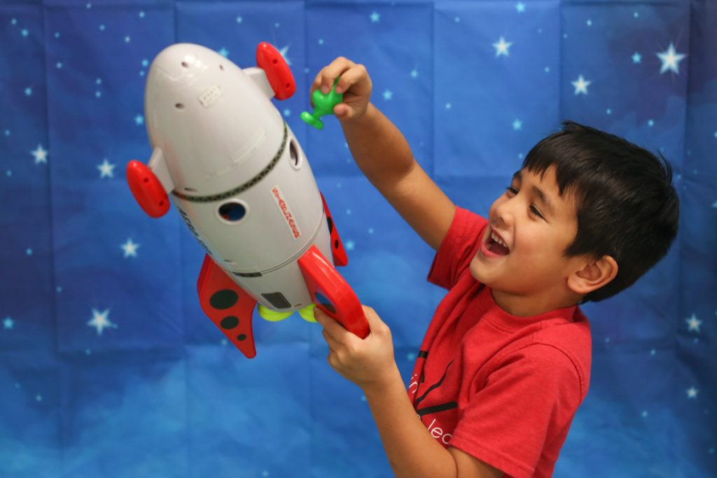 Space Pretend Play
